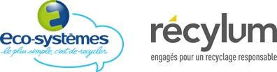 Logos ecosystemes Recylum