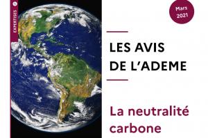 Neutralité Carbone : Tous les acteurs doivent agir collectivement, mais aucun ne devrait se revendiquer neutre en carbone